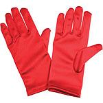 Röda handskar barn