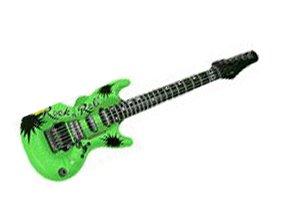 Uppblåsbar gitarr
