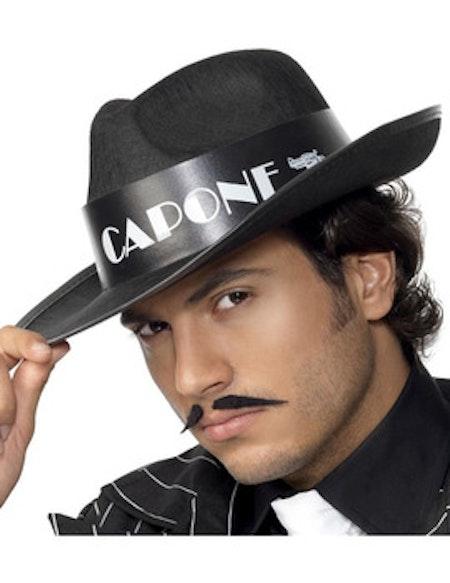 Al Capone hatt Maskerad