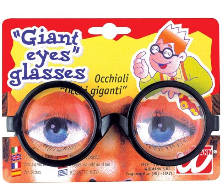 Förstorningsglasögon