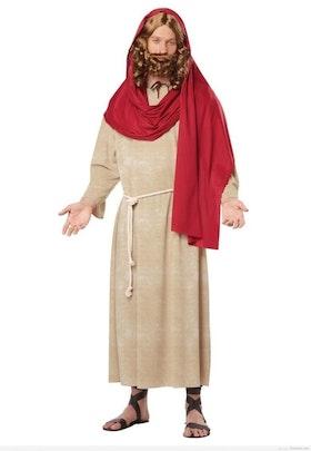 Jesus med scarf Maskeraddräkt