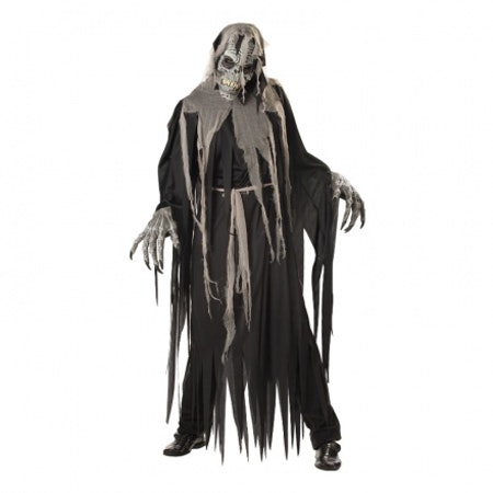 Crypt crawler Maskeraddräkt med Mask