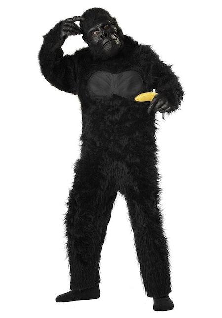 Gorilla Deluxe Barn Maskerddräkt