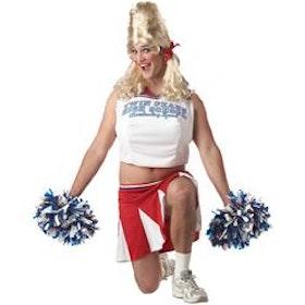 Cheerleader highschool