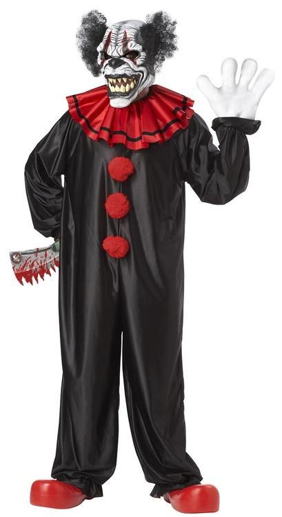 Den elaka clownen