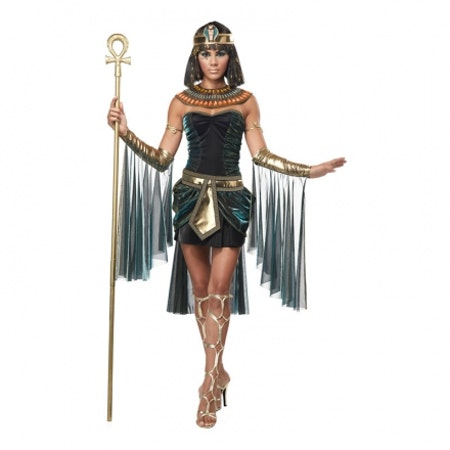 Gudinna Deluxe Maskeraddräkt