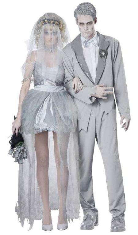 Brudgum Spöke Maskeraddräkt