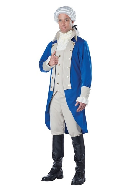 George Washington Maskeraddräkt