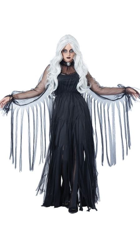 Hämndfylld ande Maskeraddräkt Halloween
