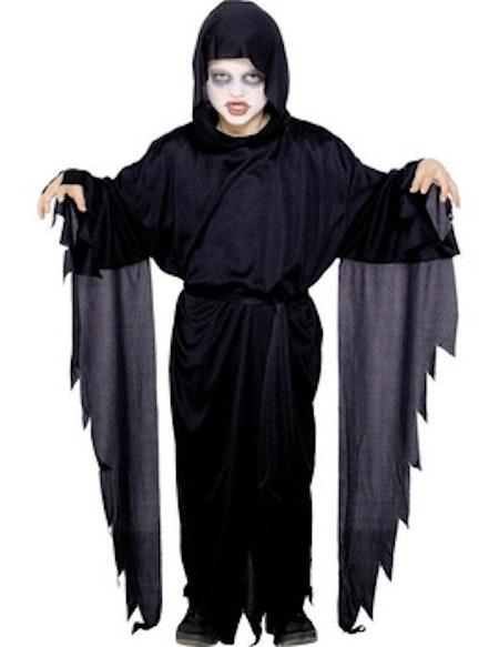 Skräck Spöke Maskeraddräkt Barn