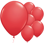 Röda Ballonger
