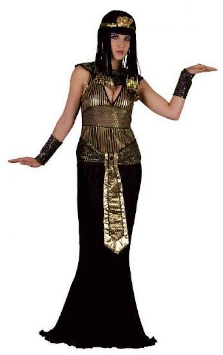 Drottning Cleopatra Maskeraddräkt