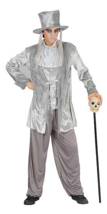 Spöklig gentleman Maskeraddräkt Halloween