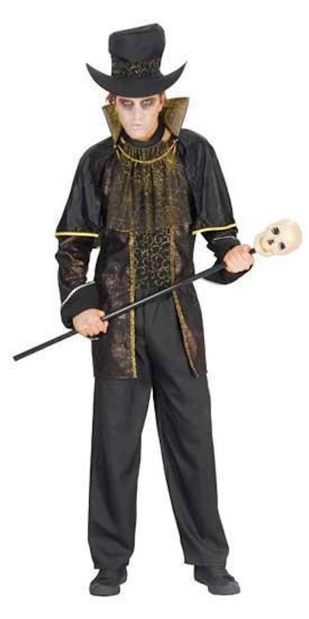 Blodtörstig Dracula Maskeraddräkt Halloween