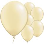 Pearl Ivory latex ballonger 6-pack