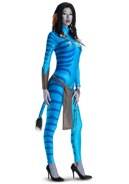 Neytiri Avatar Maskeraddräkt