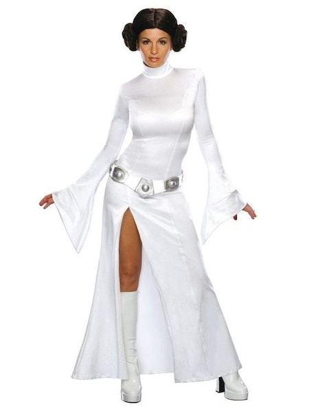 Prinsessan Leia Maskeradkläder