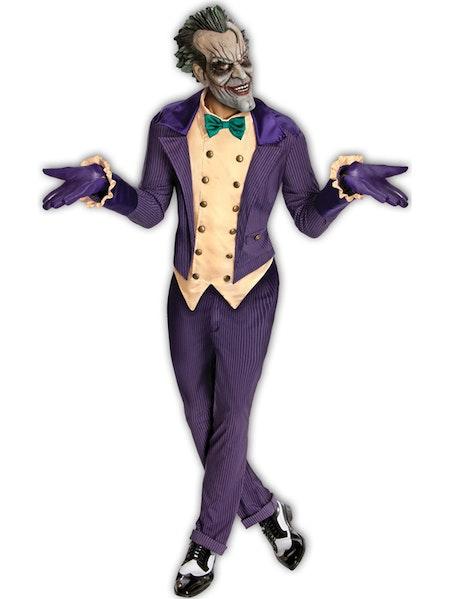 Jokern med mask Batman Maskeraddräkt Halloween
