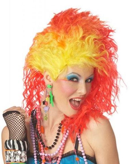 Cyndi Lauper peruk