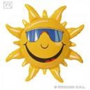 Uppblåsbar sol