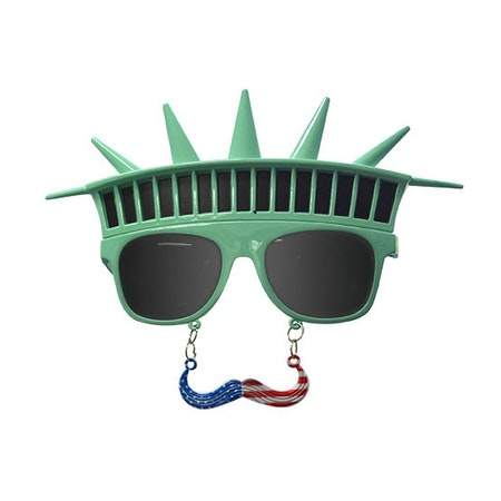 Frihetsgudinna glasögon
