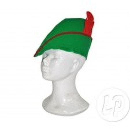 Robin Hood hatt Maskerad