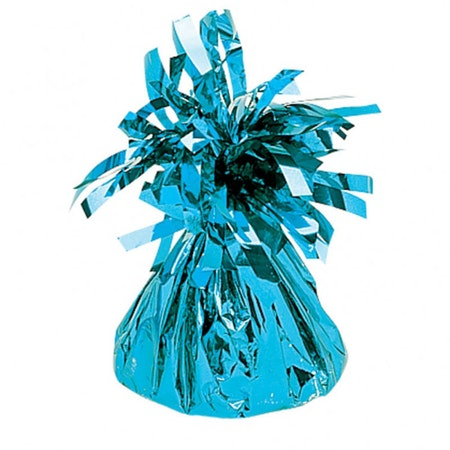 Baby blå ballongvikt