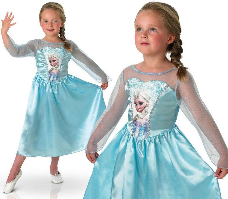 Elsa dräkt