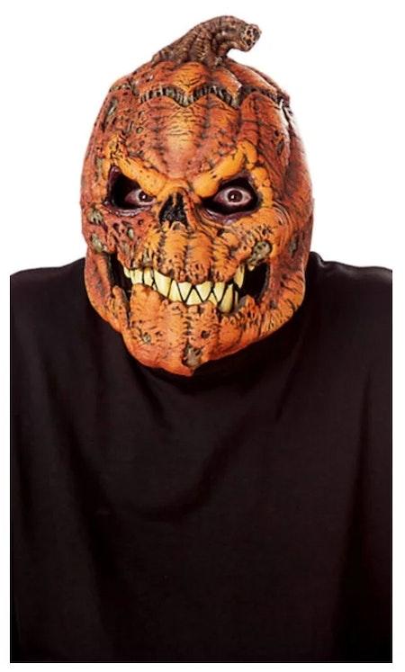 Psyko Pumpa ansiktsmask Halloween