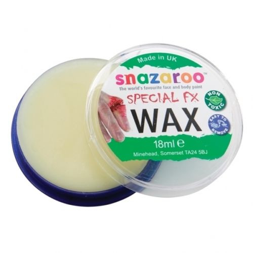 Snazaroo latex Wax