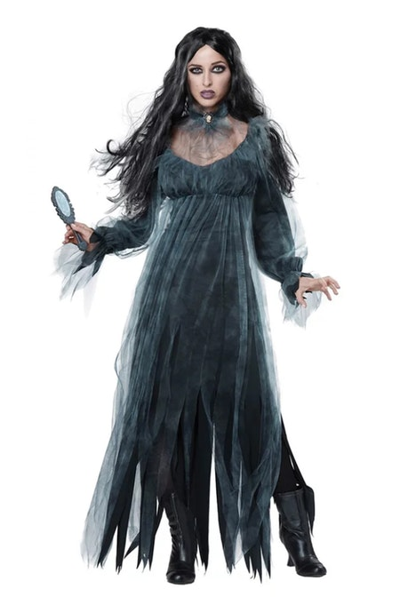 Bloody Mary Blodiga Maria Maskeraddräkt Halloween