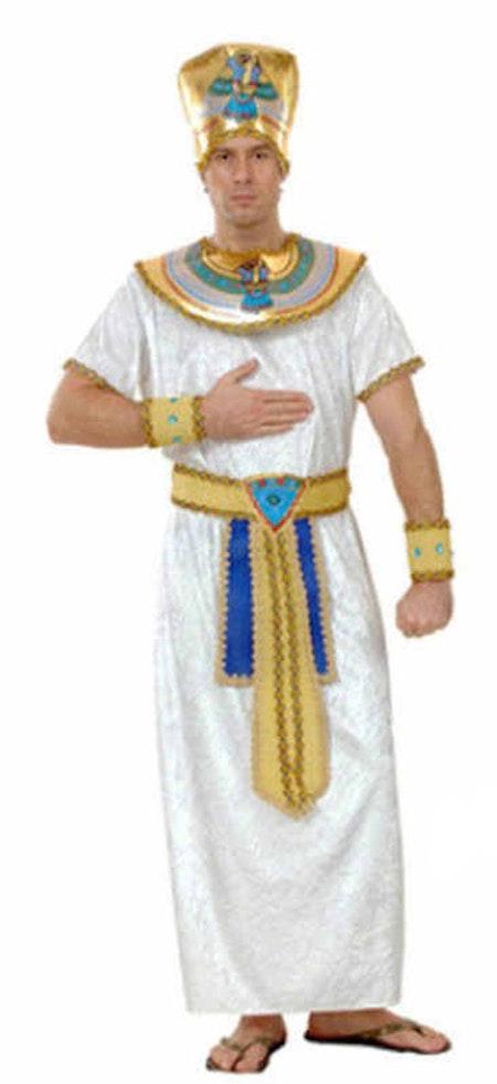 Egyptisk Prins Maskeraddräkt O/S