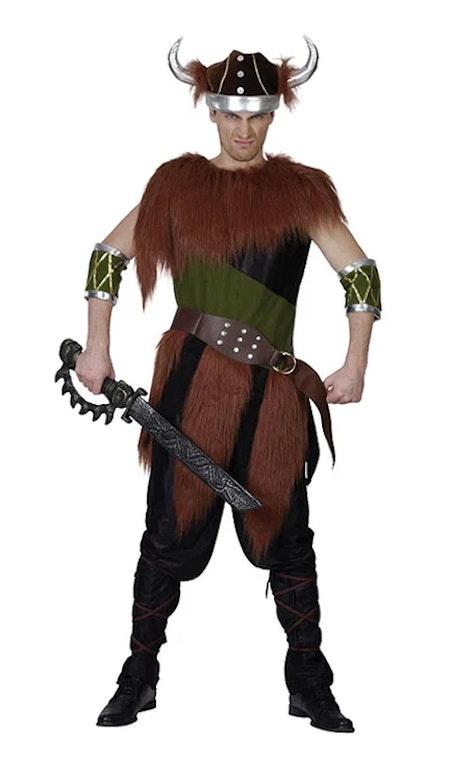 Vikingman Maskeraddräkt
