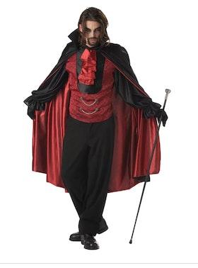 Blodtörstig Vampyr Maskeraddräkt Halloween