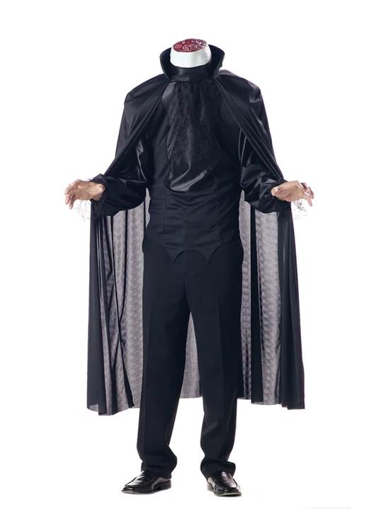 Huvudlös Ryttare Maskeraddräkt Halloween