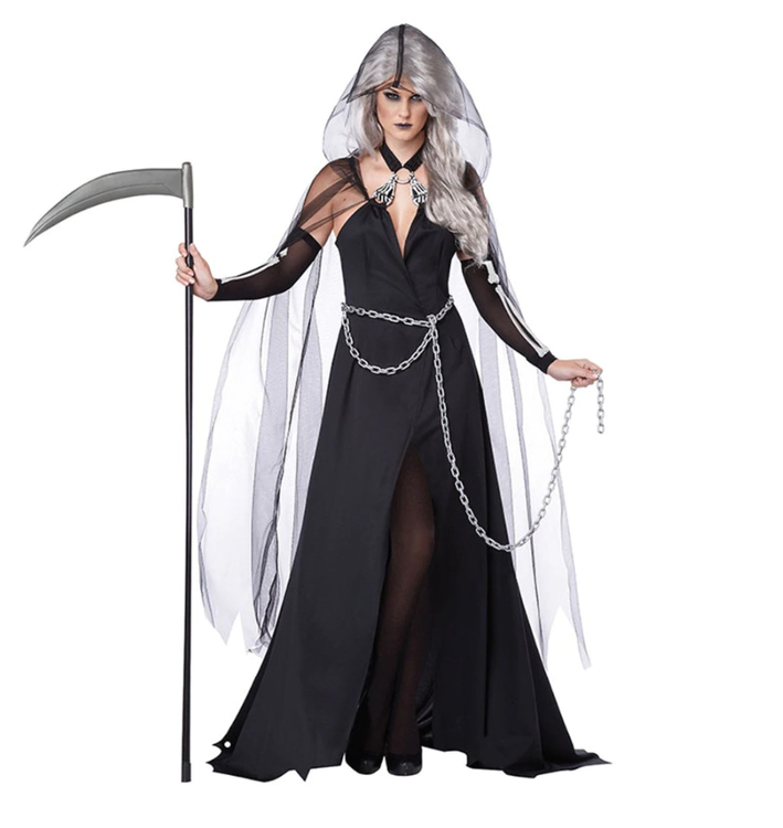 Liedamen Maskeraddräkt Halloween