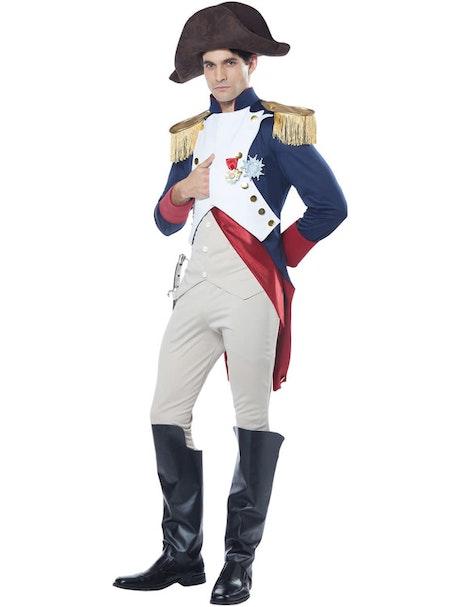 Napoleon Kejsare Maskeraddräkt