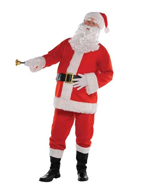 Exklusiv Jultomte dräkt