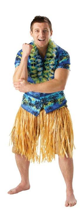 Hawaiikjol Gräskjol 50 cm