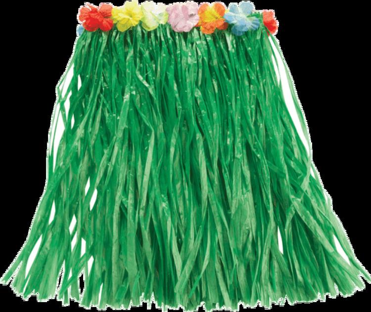 Hawaiikjol grön 50 cm