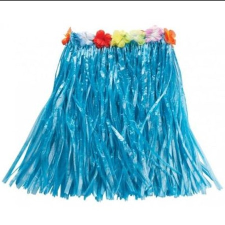 Hawaiikjol Blå 50 cm