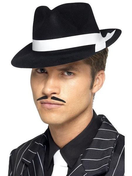 Gangsterhatt Al Capone Maskerad