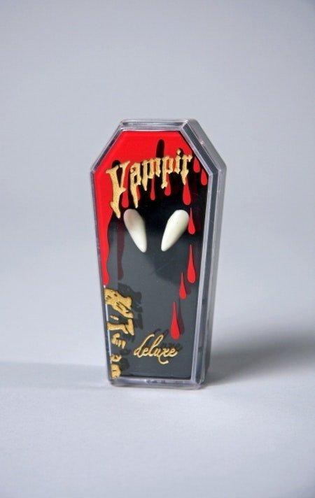 Vampyr tänder Lyx DeLuxe