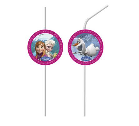 Sugrör Frost Disney