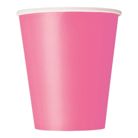Rosa pappersmuggar