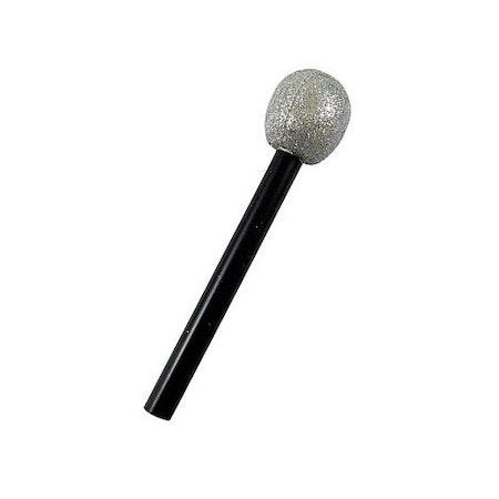 Silver mikrofon