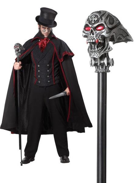 Vampyr Käpp Silver