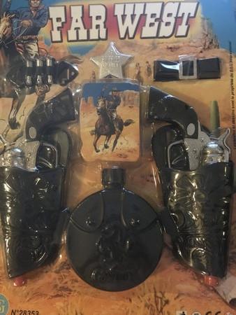 Cowboyset lyx