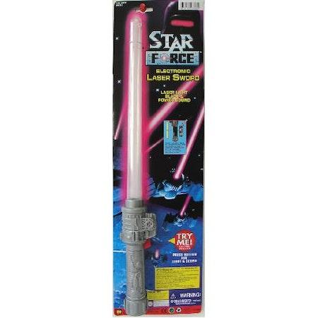 Star Force ljud och ljusstav 48 cm