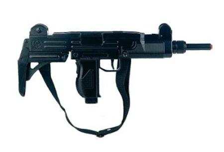 Maskingevär kopia Metall